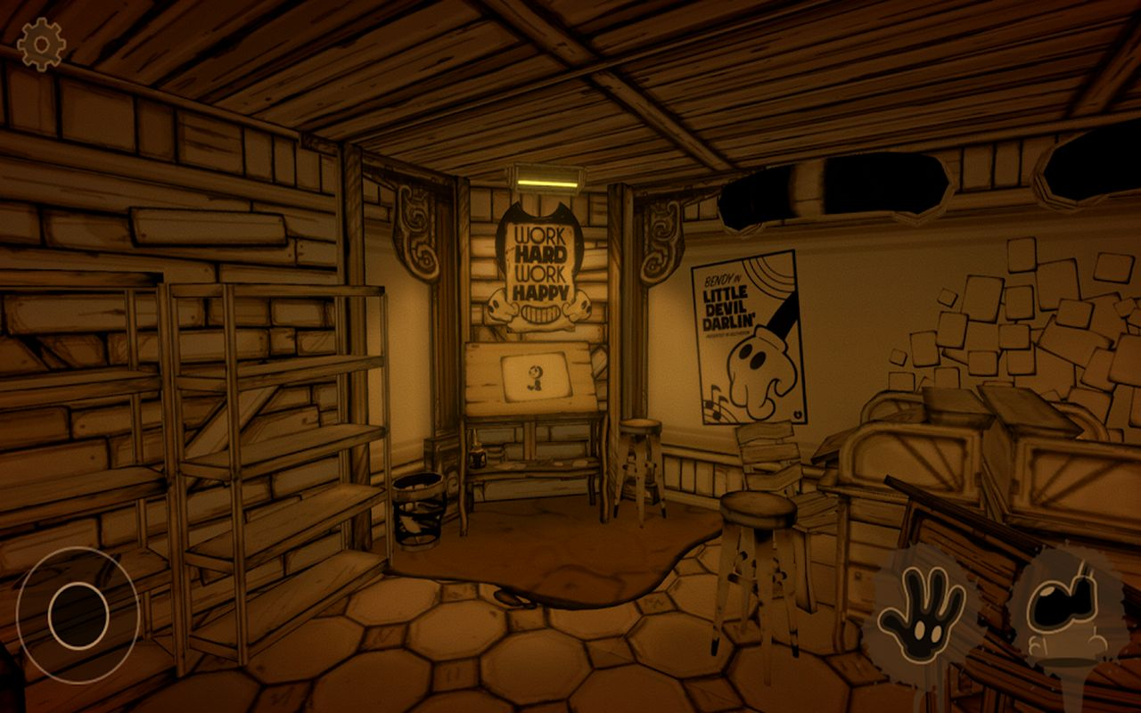 Bendy and the Ink Machine c