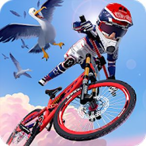 Test du jeu Dowhill Masters, riders !