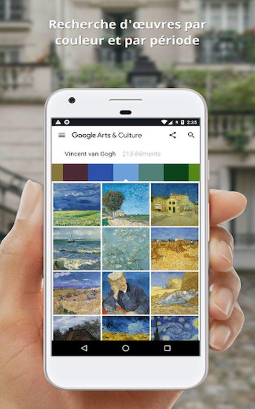 Google Arts & Culture b