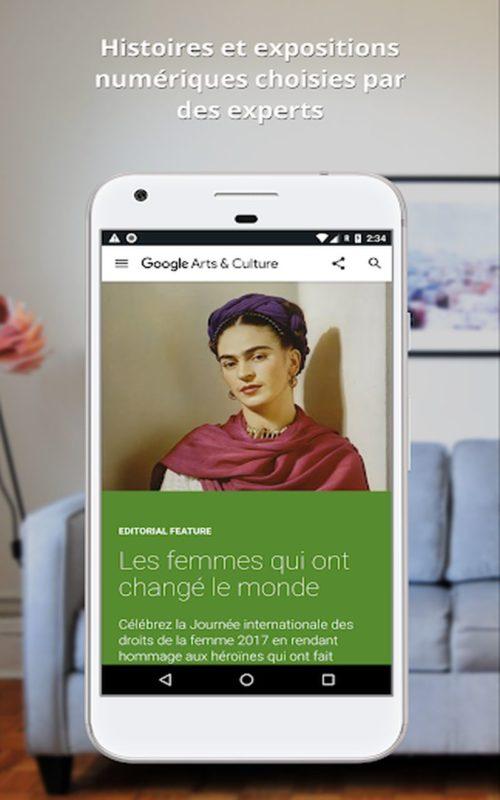 Google Arts & Culture c