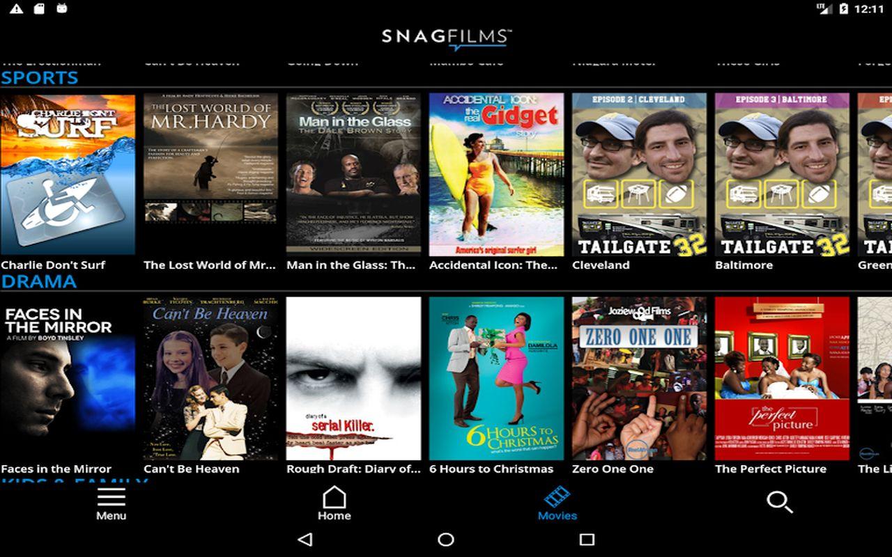 SnagFilms c