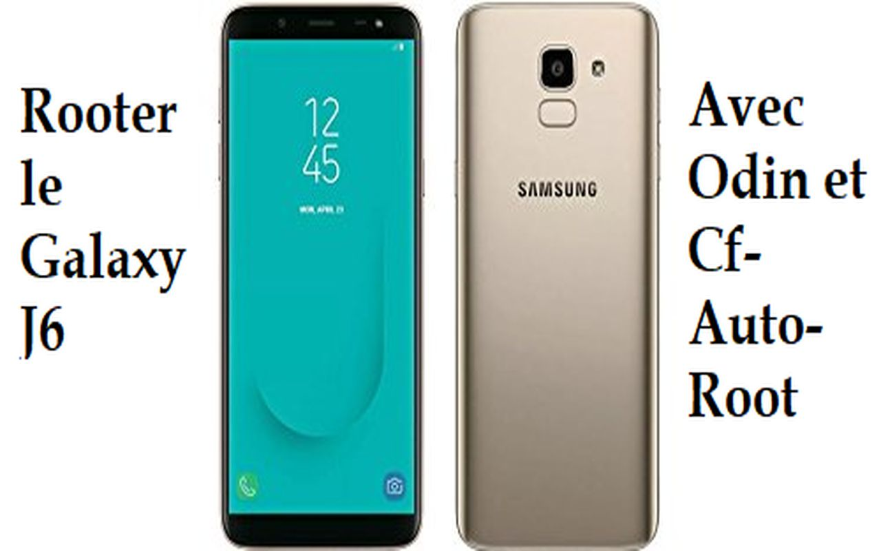 rooter le Galaxy J6 b