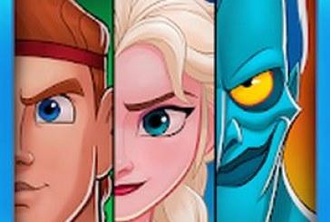 Test du jeu Disney Heroes Battle Mode