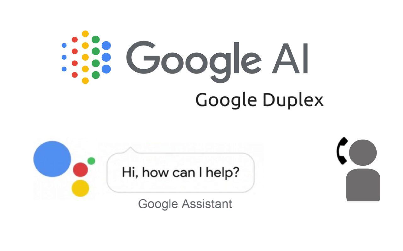 Google Duplex b