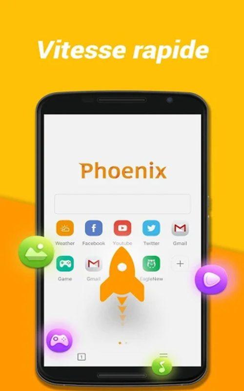 Phoenix Browser b
