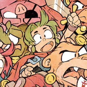 Test du jeu Wonder Boy The Dragon's Trap
