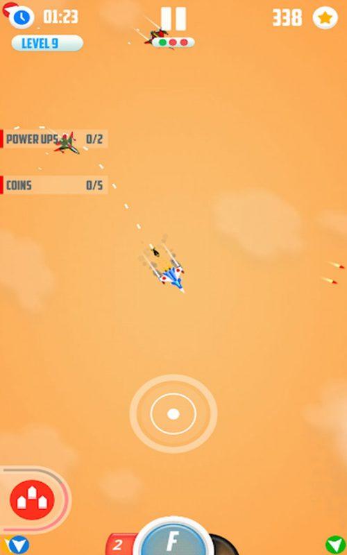 Man Vs Missiles Combat c