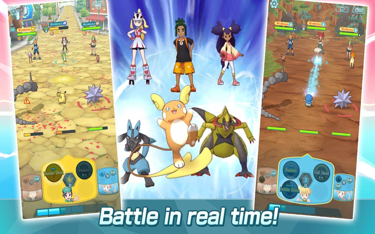 Pokémon Masters c