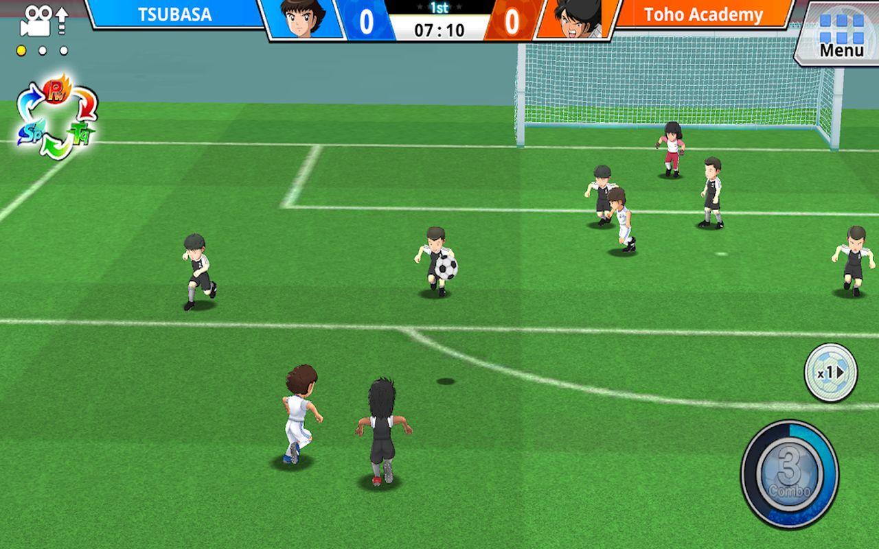 Captain Tsubasa ZERO Miracle Shot c