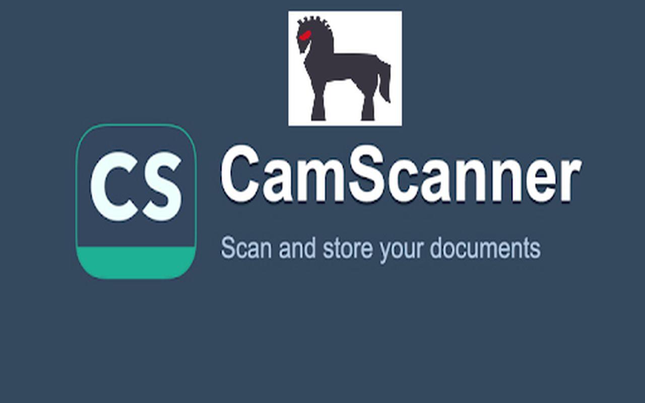 cheval de Troie dans CamScanner b