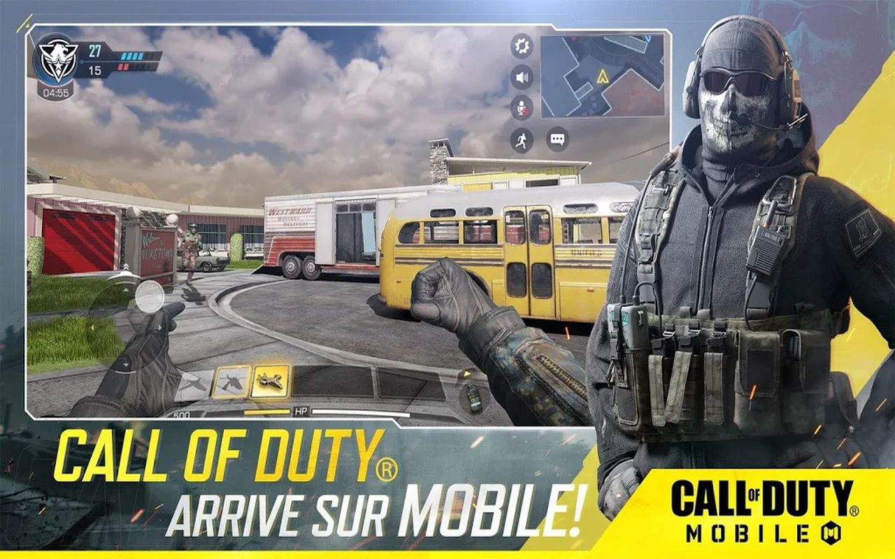 Call of Duty Mobile b