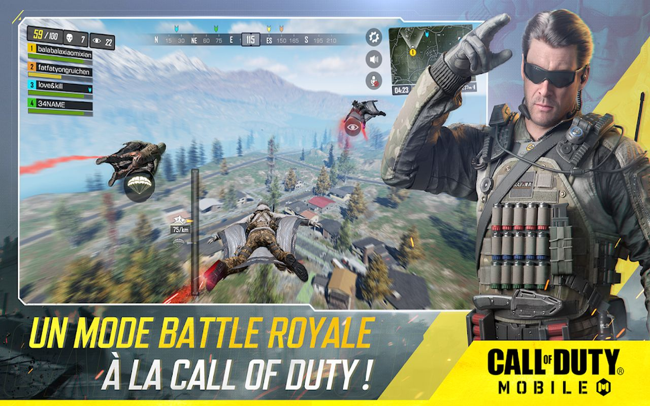 Call of Duty Mobile c