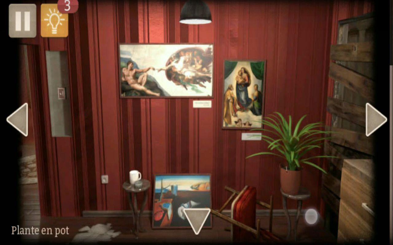 Spotlight Room Escape b