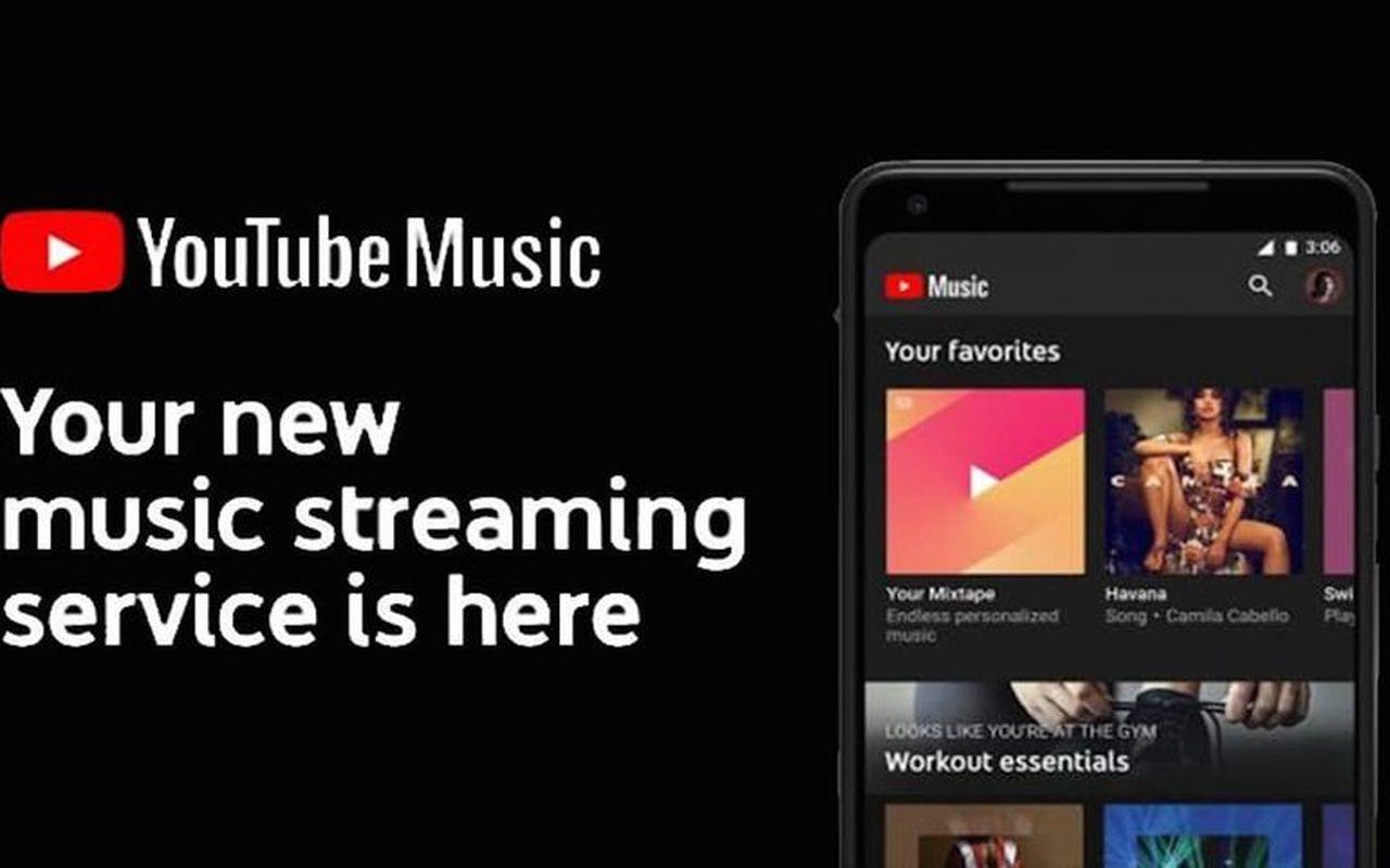 Youtube Music b