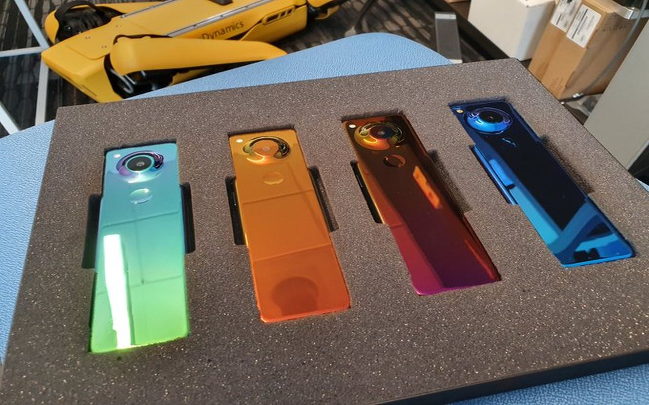 Andy Rubin nouveau smartphone b