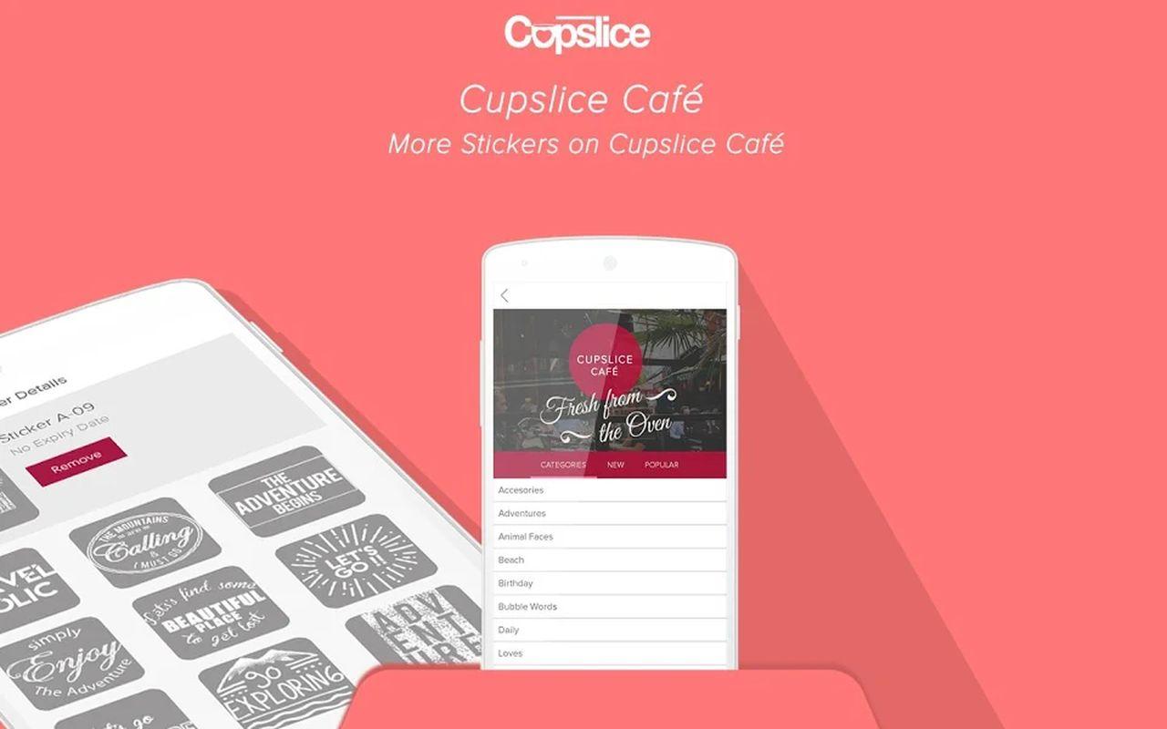 Cupslice Photo Editor c