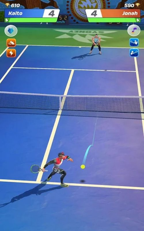 Tennis Clash b
