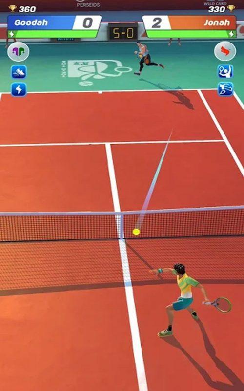 Tennis Clash c