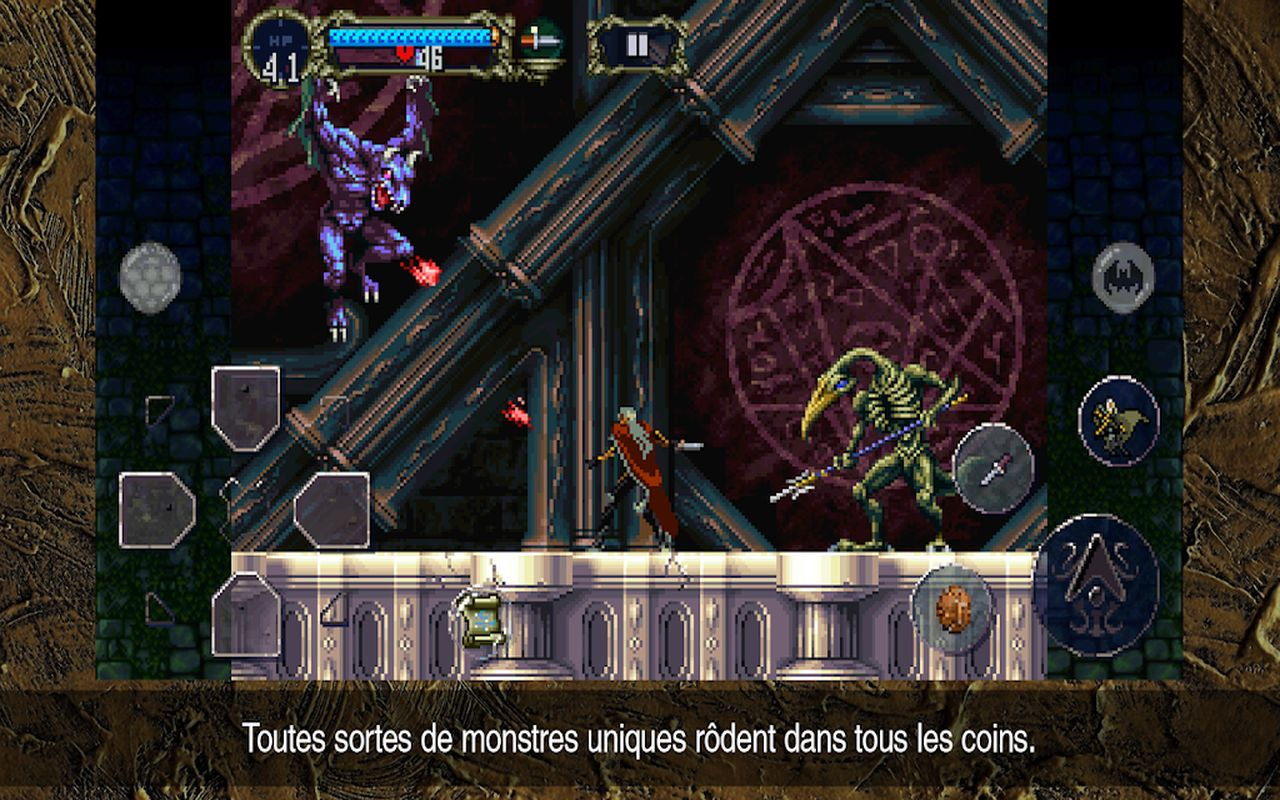 Castlevania Symphony of the Night c