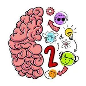 Test du jeu de réflexion Brain Test 2