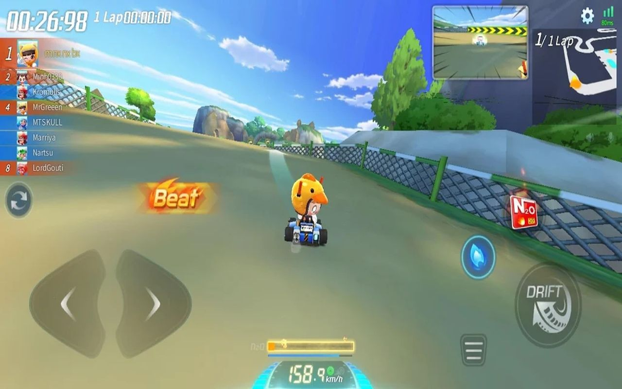KartRider Rush+ c