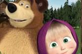 Masha et l'ours, Jeux éducatifs pour enfants