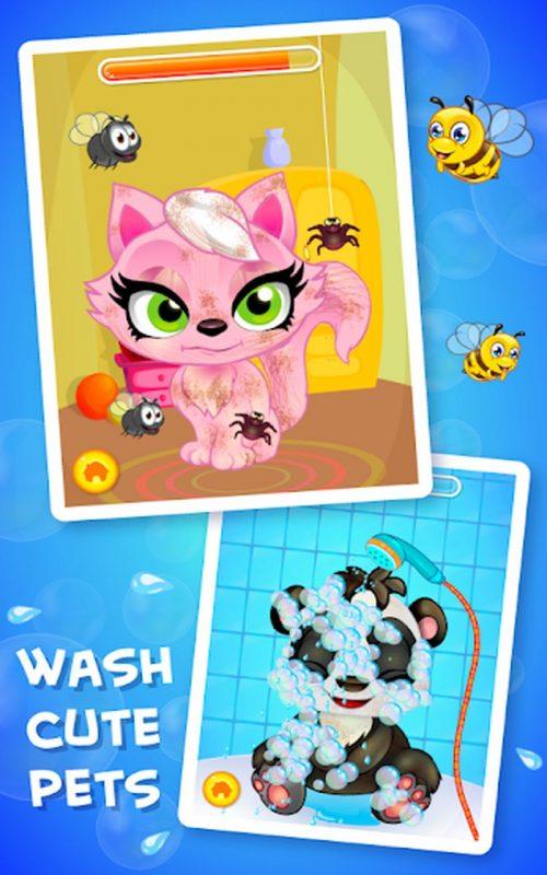Pet Wash b