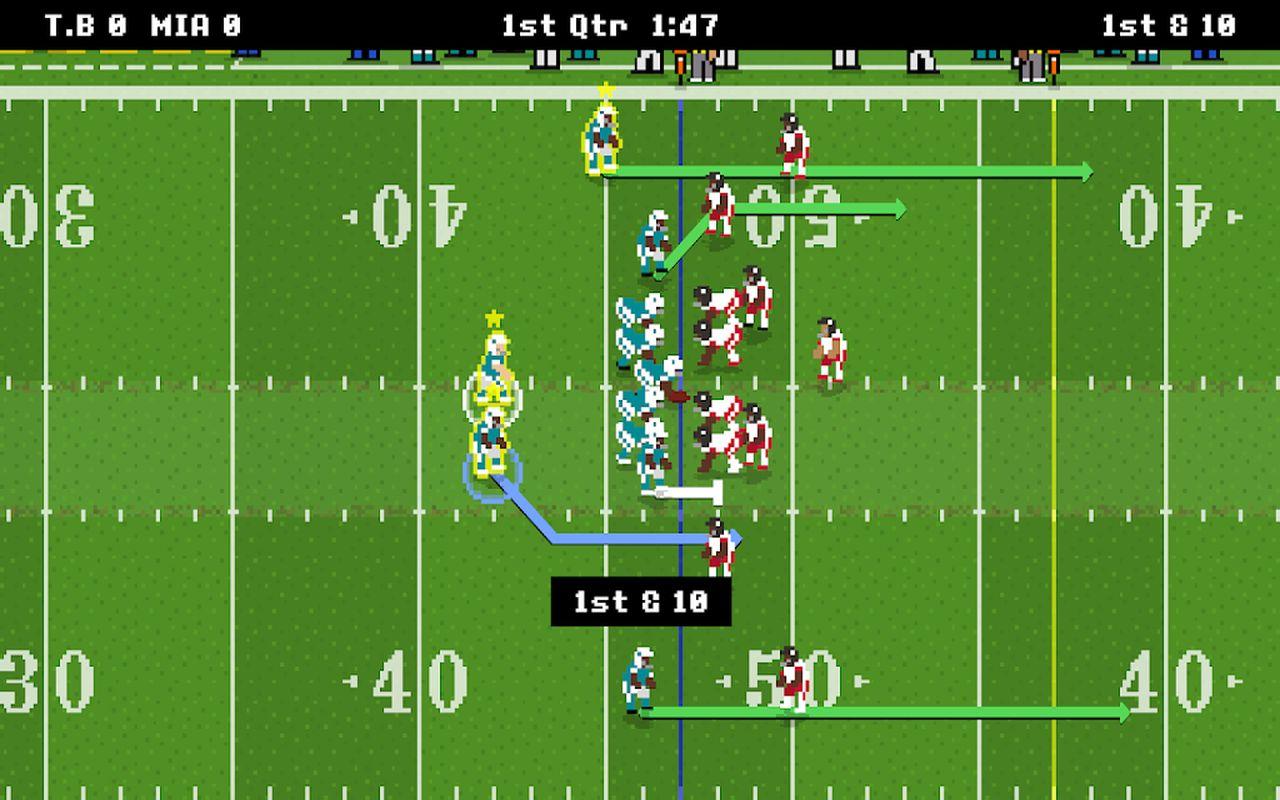 Retro Bowl b