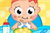 Soins bébé, jeu de bébé pour enfant