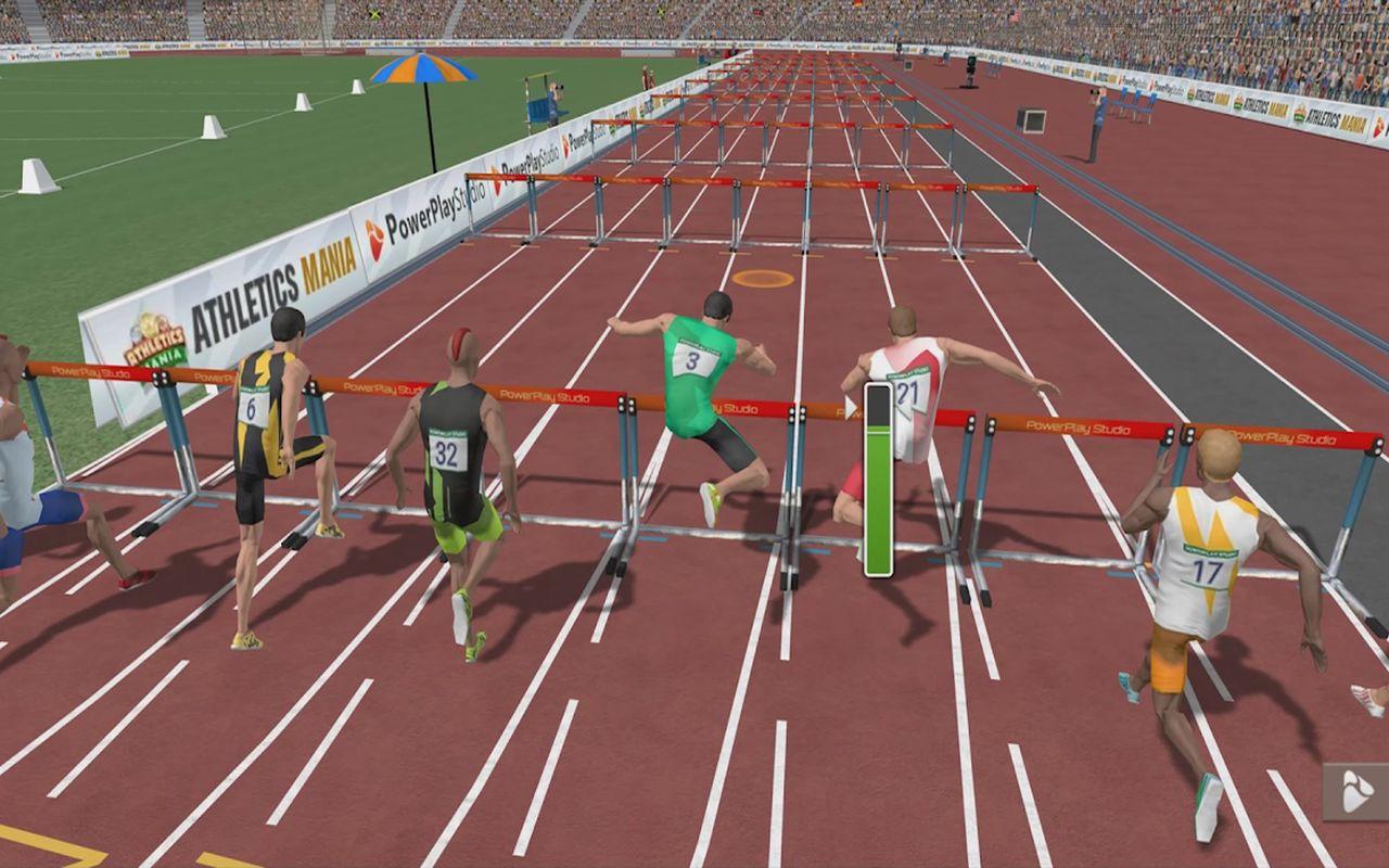 Athletics Mania b