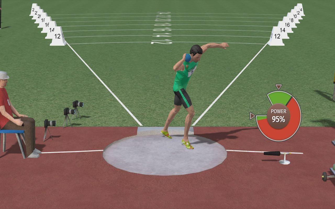 Athletics Mania c