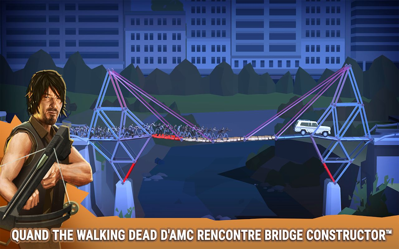 Bridge Constructor The Walking Dead b