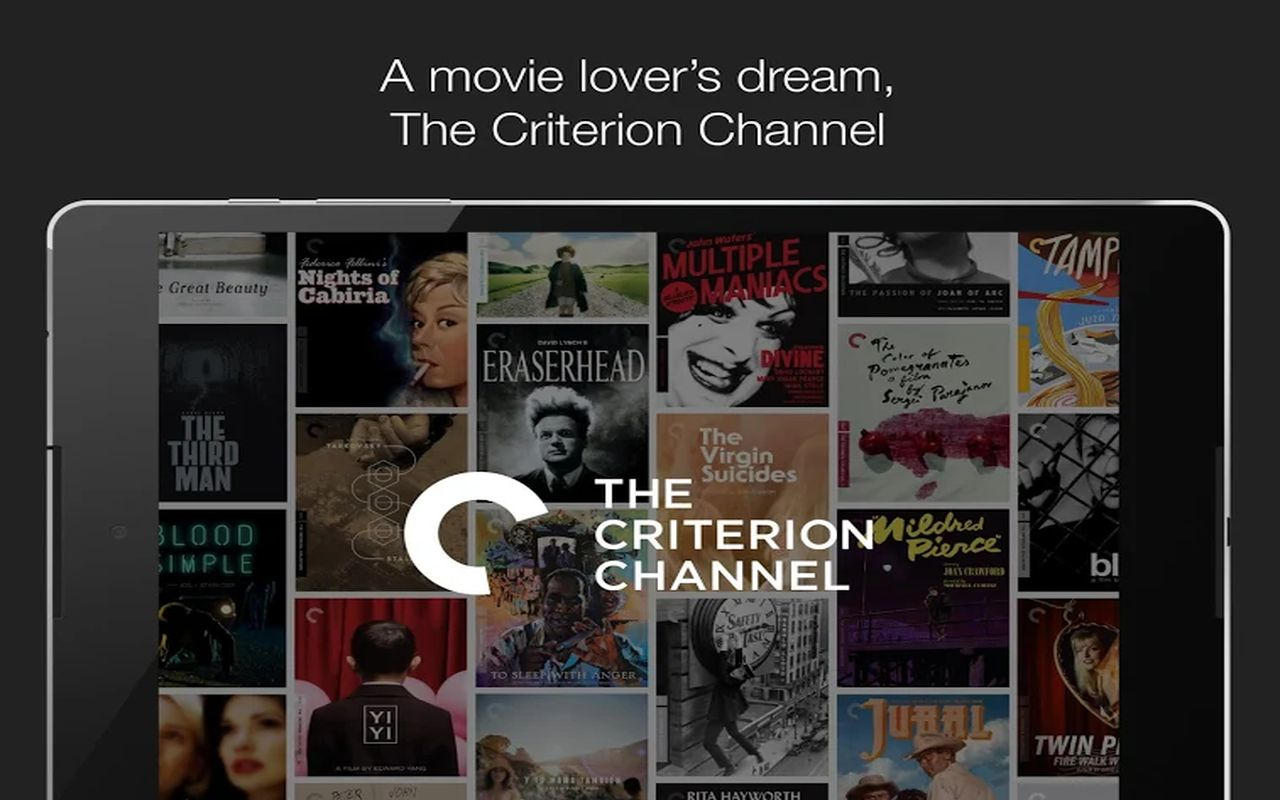 Criterion Channel b