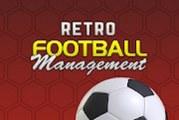Test du jeu Retro Football Management
