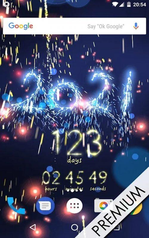 New Year 2021 b