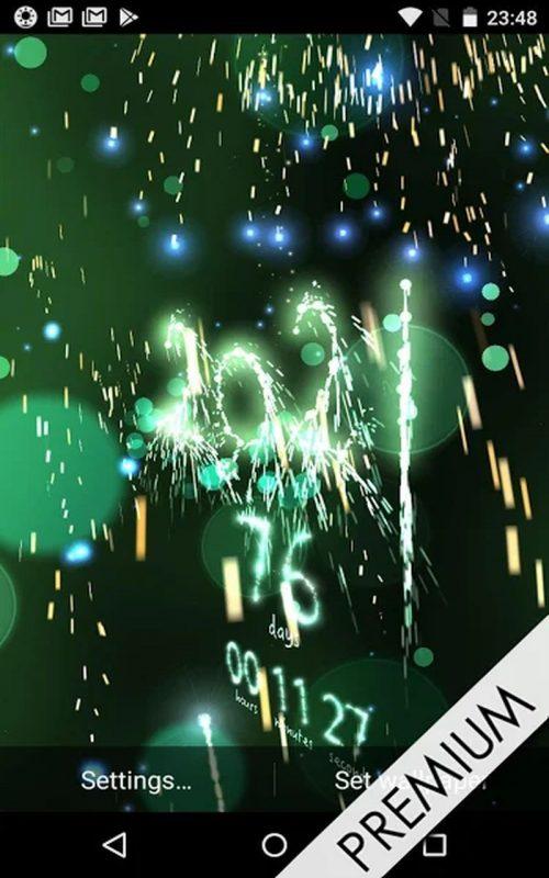 New Year 2021 c