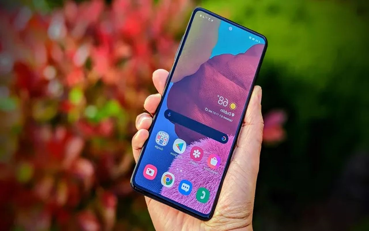 Rooter Galaxy A51 b
