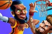 Test du jeu Basketball Arena, fun et fun