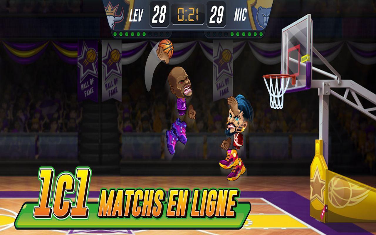Basketball Arena b