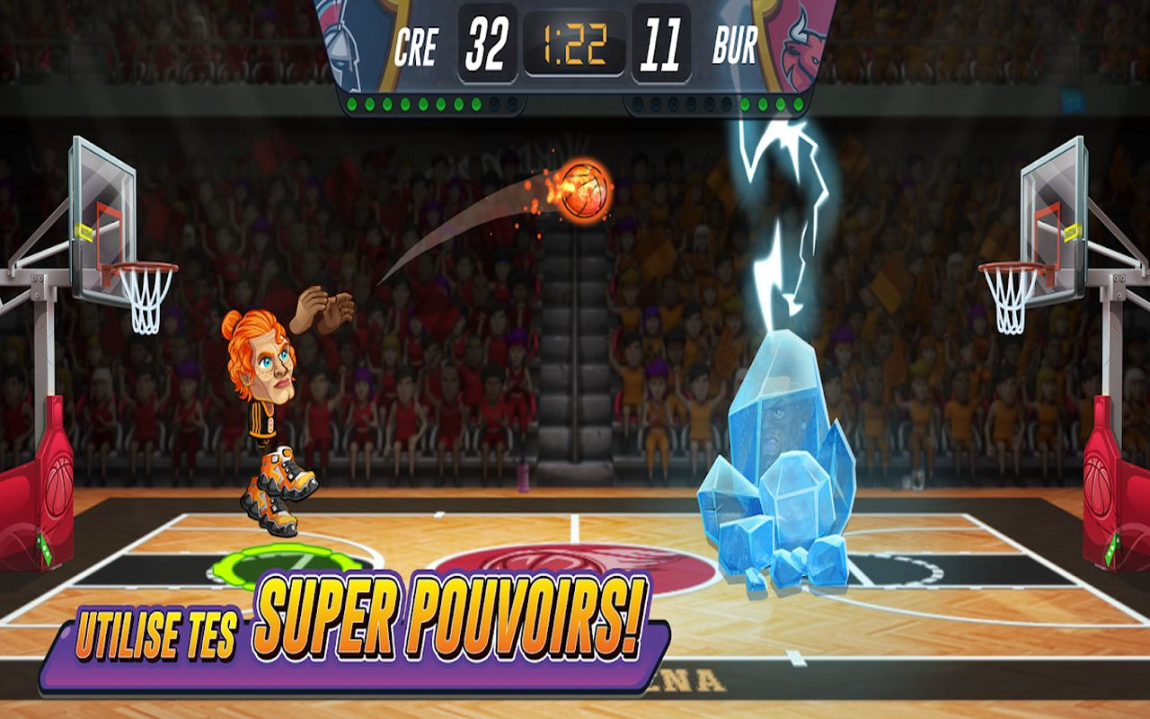 Basketball Arena c