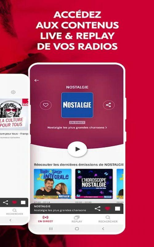 Radioplayer France podcasts c