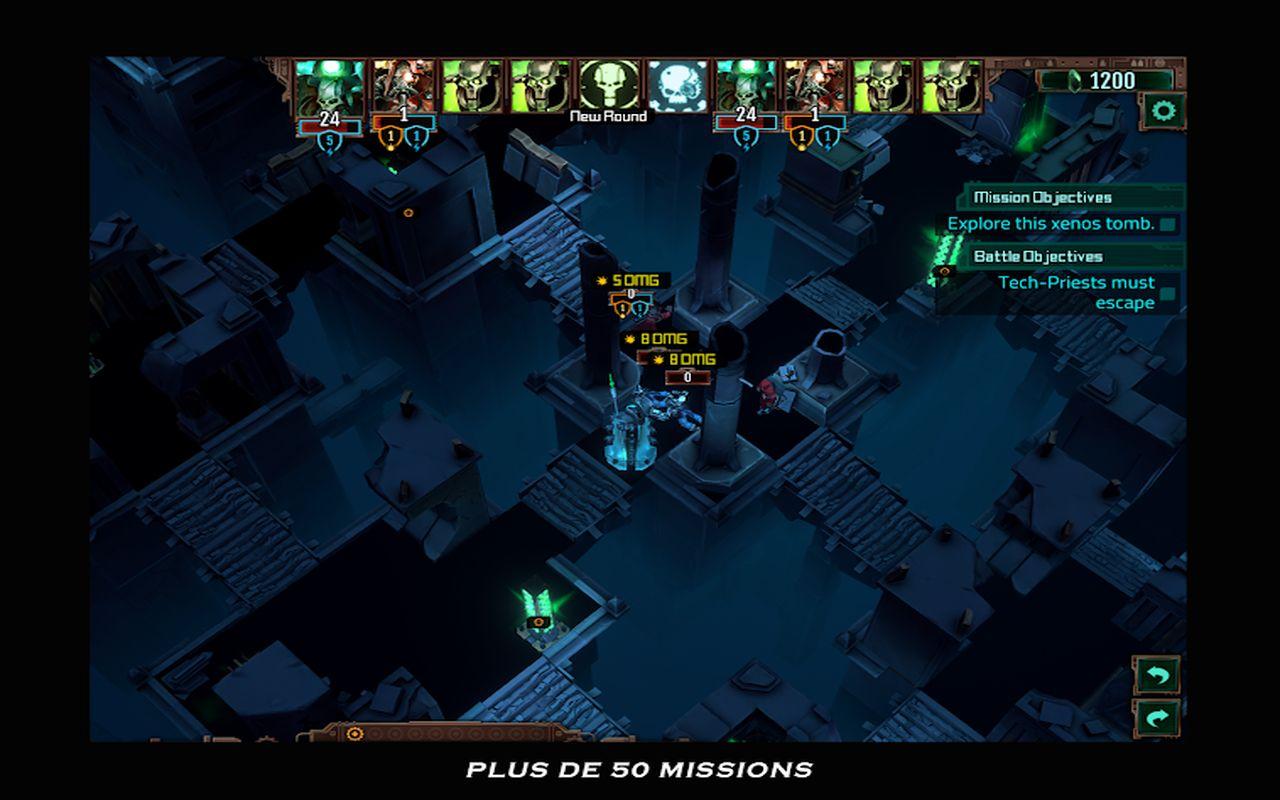 Warhammer 40 000 Mechanicus b