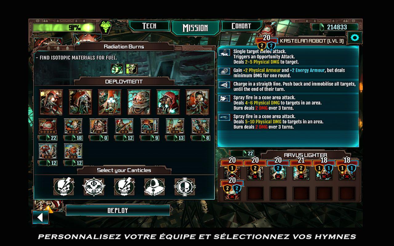 Warhammer 40 000 Mechanicus c