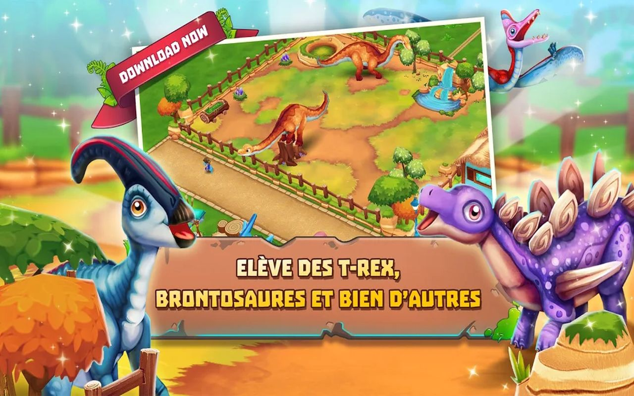 gestion Dinosaur Park b