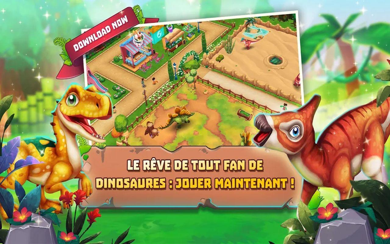 gestion Dinosaur Park c