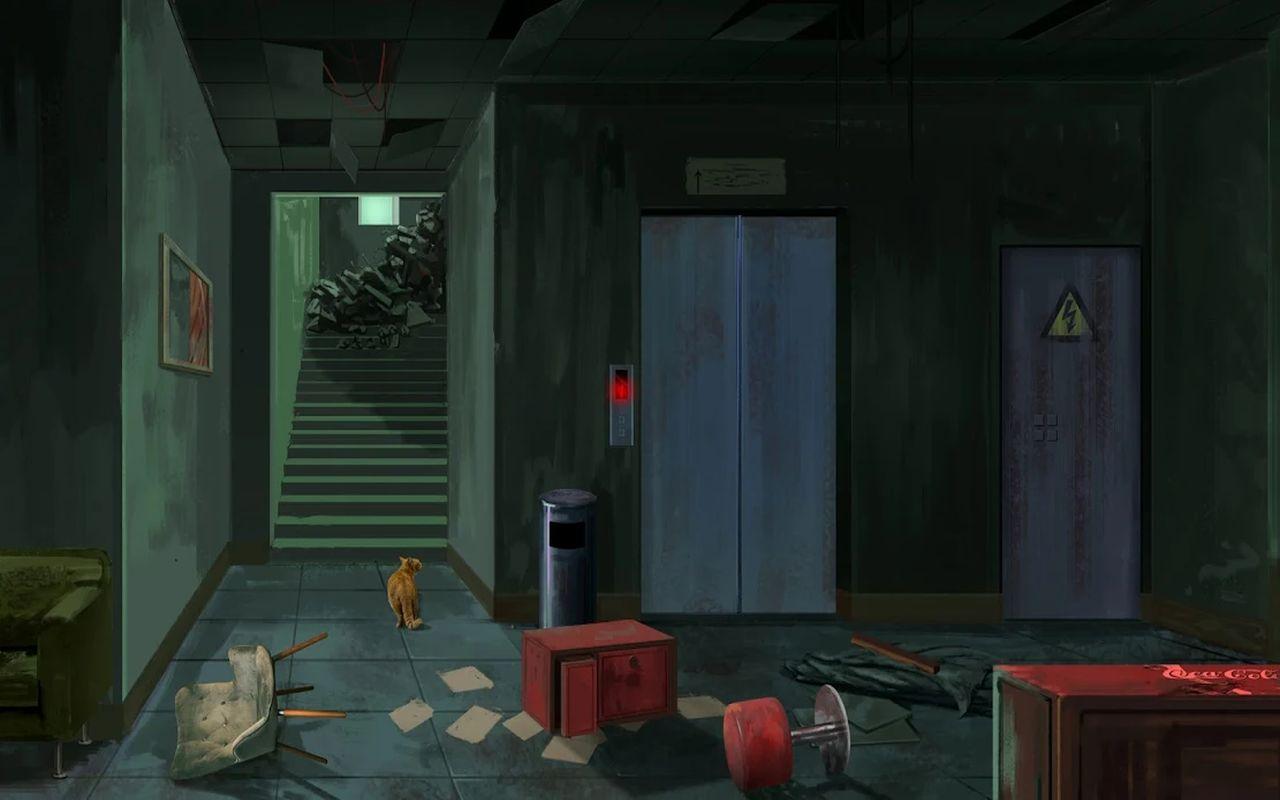 test Escape and Cat c