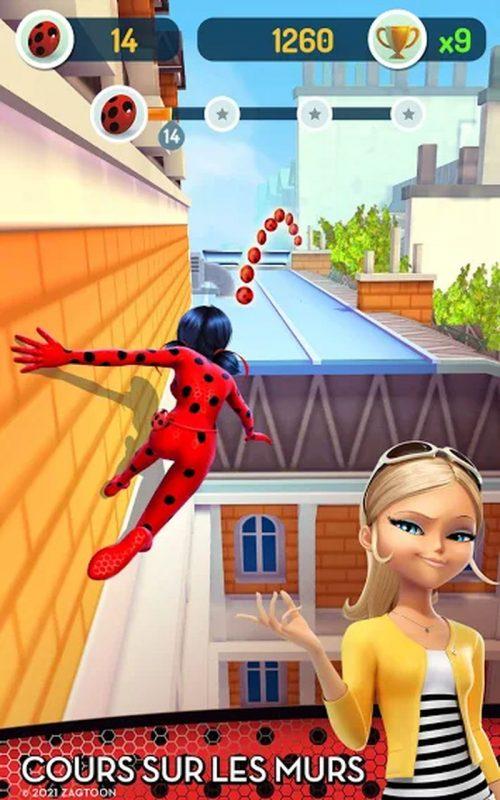 test Miraculous Ladybug b