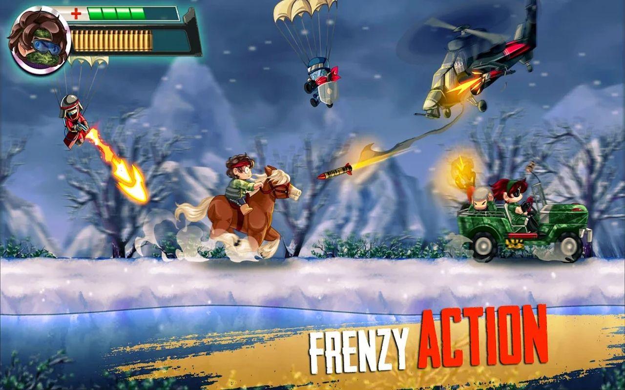 jeu d'action Ramboat 2 b