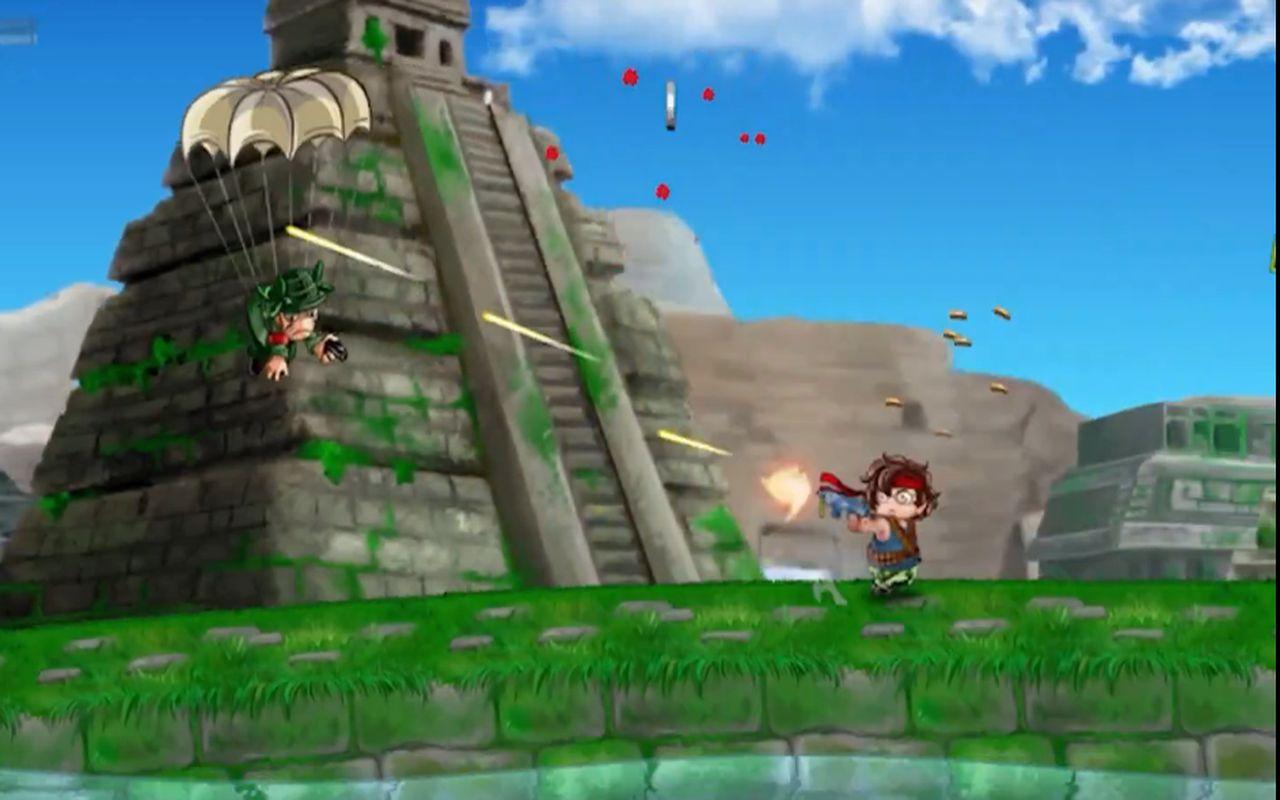 jeu d'action Ramboat 2 c
