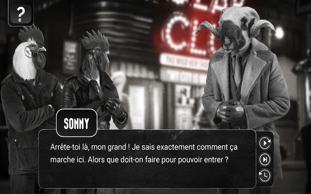 jeu Chicken Police b